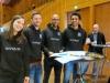 Das Team von UniYApp machte beim Elevator Pitchen mit