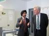 Mit Dr. Harpreet Singh im Labor der immatics biotechnologies GmbH