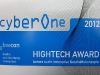 Logo CyberOne Award 2012