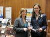 Technologieförderung trifft Wirtschaftsförderung: Angela Lill und Selina Heinrich (WIT)