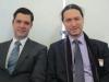 TIMGEO-Team: Dr. Fernando D'Affonseca und Jozsef Hecht Méndez
