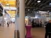 Die prall gefüllte Gartenhalle im Karlsruher Kongresszentrum
