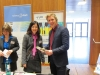 Reutlingens Finanzbürgermeister Peter Rist am TF R-T -Stand