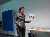 Christine Decker von der TF R-T empfiehlt das Gründerhandbuch