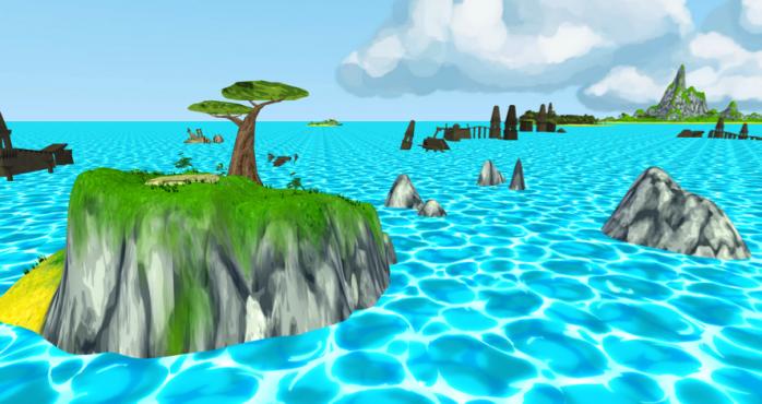 Wunderbare virtuelle Welten erwarten den Anwender (© Bildnachweis: AmbiGate)