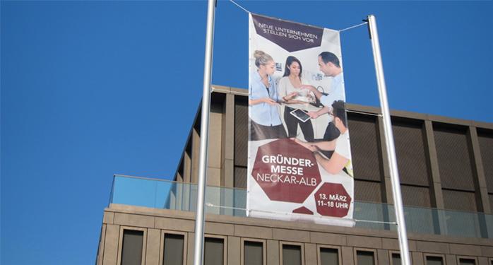 Gründermesse Neckar-Alb 2015