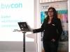 Linda Gewinner von bwcon