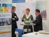 Foto 11: Dr. Manfred Kauer, Ursula Eising (STERN), Stefan Müller (TTR), v.l.n.r.