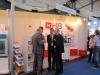 Dr. Steffen Hüttner von HB Technologies und Kollege im Kundengespräch