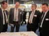 Der Technologiepark Tübingen-Reutlingen prosperiert: Dr. Siegfried Jaumann vom Ministerium für Finanzen und Wirtschaft informiert sich