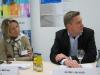 Steffen Jarosch (Intra2net AG) hält den Fachvortrag