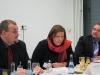 Christian Hoene (Symphion GmbH), Dr. Anne Thews (Curetis) und Joachim Zühlke (Hölle & Hüttner AG)