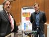 Prof. Dr. Alfred Meixner und Dr. Kai Braun von der Universität Tübingen sind mit HydraSpex Spezialisten in der chemischen Nanospektroskopie