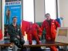 """Die Unifika-Gründer wollen mit ihren Jumpsuits ein Stück skandinavische Partykultur in deutsche Hochschulen bringen: """"Jump in, go out!"""""""