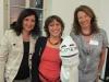 Gruppenbild mit Gründergeist: Christine Decker, Petra Weiniger (ifex) und Edith Schmitt (TTI GmbH)