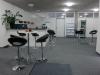 Ideale Räumlichkeiten bei der CenTrial GmbH