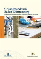 Gründerhandbuch BW